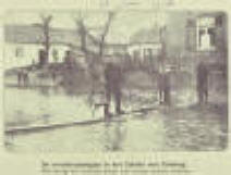 overstroming in Houthem 1917